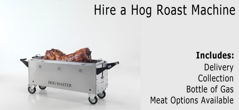 Hire a Hog Roast Machine