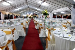 Hog Roast Marquee Event Menus